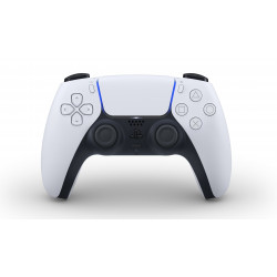 Геймпад Sony DualSense Wireless Controller (White)