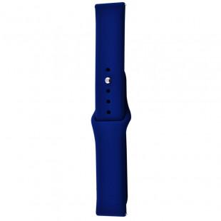 Ремешок Xiaomi Amazfit/Samsung Sport Band 20 mm Dark Blue