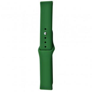 Ремешок Xiaomi Amazfit/Samsung Sport Band 20 mm Dark Green