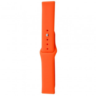 Ремешок Xiaomi Amazfit/Samsung Sport Band 20 mm Orange