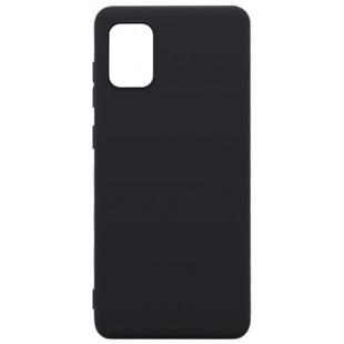 Силикон Samsung A31 A315 2020 Black