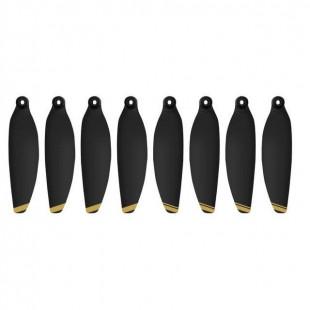 Сменные лопасти для квадрокоптера DJI Mavic Mini Black-Gold (4726F-GD) 4шт.