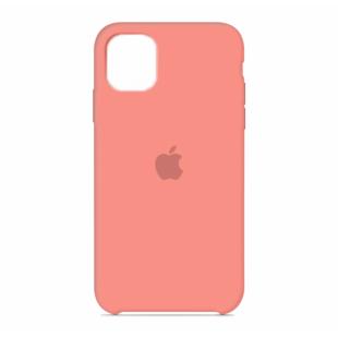 Чехол Apple Silicone Case Begonia (HC) для iPhone 11