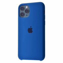Чехол Apple Silicone Case Blue Cobalt (HC) для iPhone 11 Pro