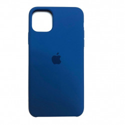Чехол Apple Silicone Case Cosmos Blue (HC) для iPhone 11 Pro