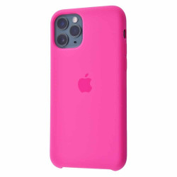 Чехол Apple Silicone Case Dragon Fruit (HC) для iPhone 11 Pro