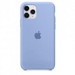 Чехол Apple Silicone Case Lilac Cream (HC) для iPhone 11 Pro