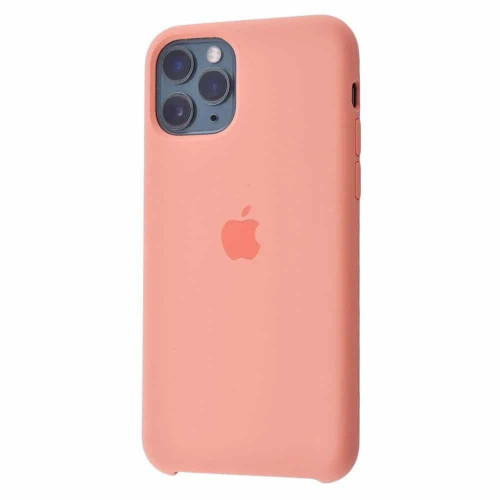 Чехол Apple Silicone Case Peach (HC) для iPhone 11 Pro Max