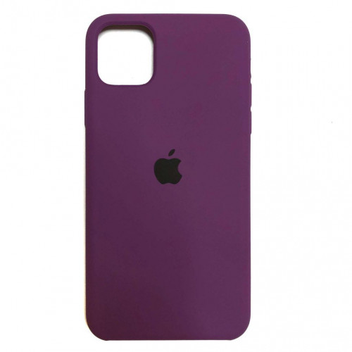 Чехол Apple Silicone Case Purple (HC) для iPhone 11 Pro Max