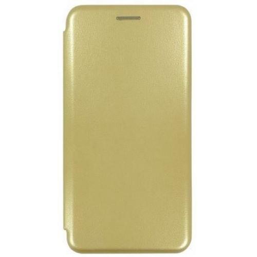 Чехол-книжка Samsung Galaxy A30s/A50 Gold