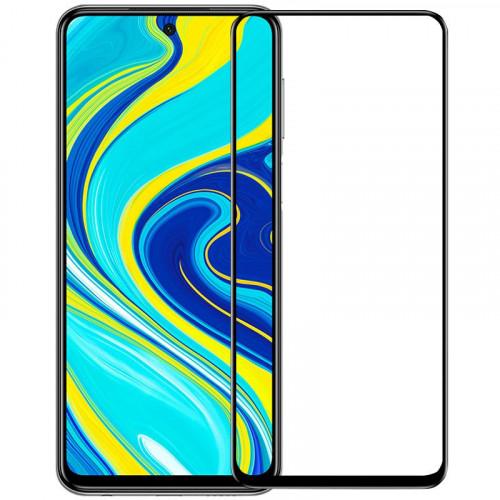Защитное стекло 5D Xiaomi Redmi Note 9s/Note 9 Pro/Poco M2 Pro (Black)