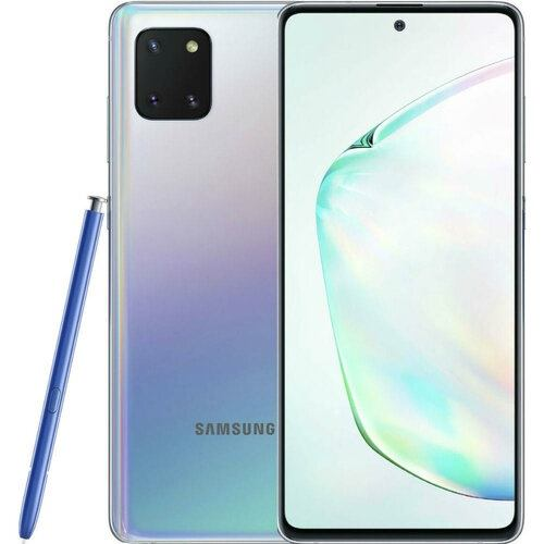 Samsung Galaxy Note 10 Lite 2020 N770F 8/128Gb Aura Glow (SM-N770FZRDSEK) EU