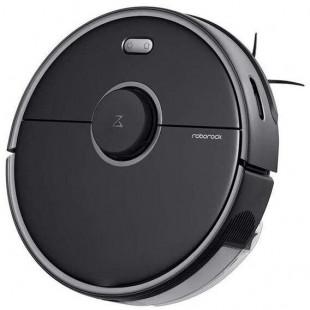 Робот-пылесос с влажной уборкой RoboRock S5 MAX Black (S5E52-00)