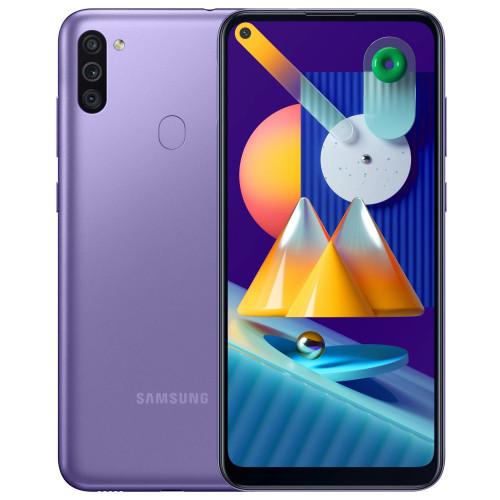 Samsung Galaxy M115 M11 3/32GB Violet (SM-M115FZLN) UA