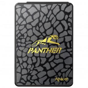 Накопитель SSD 240G 2.5″ SATA3 APACER Panther AS340 (AP240GAS340G-1)