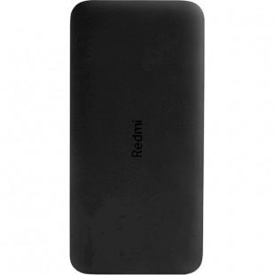 Power Bank Xiaomi Redmi 20000mAh Black (PB200LZM) (VXN4304GL)