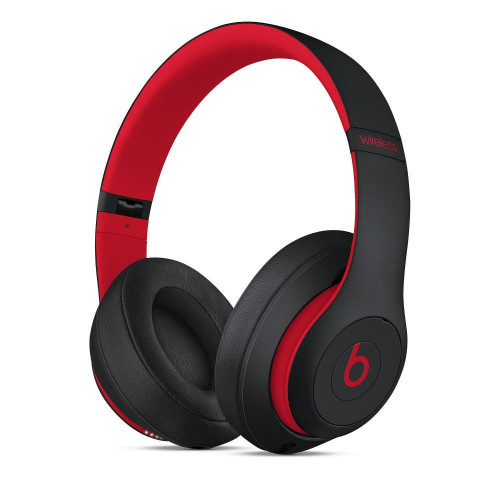 Наушники Beats by Dr. Dre Studio3 Decade Collection Black-Red (MRQ82)