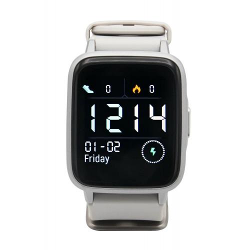 Часы Xiaomi Haylou LS01 Silver/White