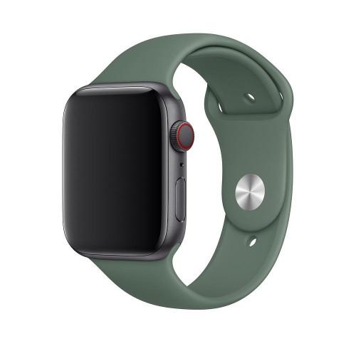 Ремешок Apple Watch 38/40mm Sport Band (S/M & M/L) Dark Green
