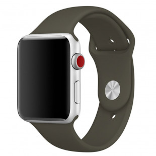 Ремешок Apple Watch 38/40mm Sport Band (S/M & M/L) Dark Olive