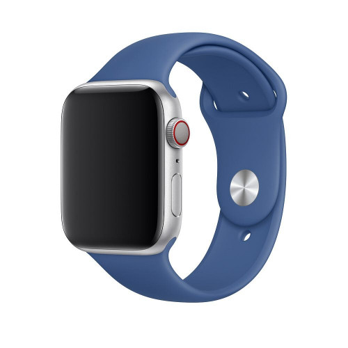 Ремешок Apple Watch 38/40mm Sport Band (S/M & M/L) Delft Blue