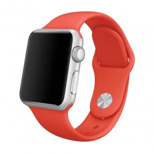 Ремешок Apple Watch 38/40mm Sport Band (S/M & M/L) Orange