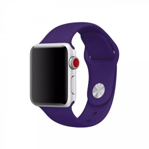 Ремешок Apple Watch 38/40mm Sport Band (S/M & M/L) Ultra Violet