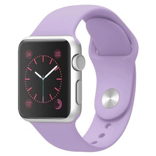 Ремешок Apple Watch 38/40mm Sport Band (S/M & M/L) Violet