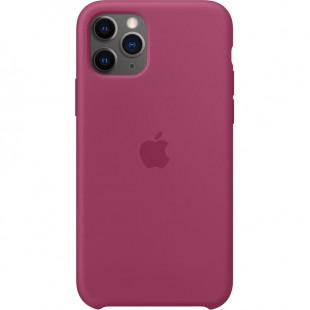 Чехол Apple iPhone 11 Pro Silicone Case - Pomegranate (MXM62)