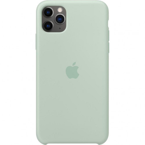 Чехол Apple iPhone 11 Pro Max Silicone Case - Beryl (MXM92)