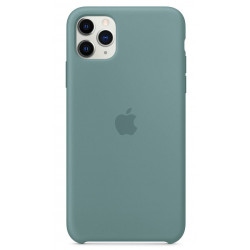 Чехол Apple Silicone Case Cactus (1:1) для iPhone 11 Pro