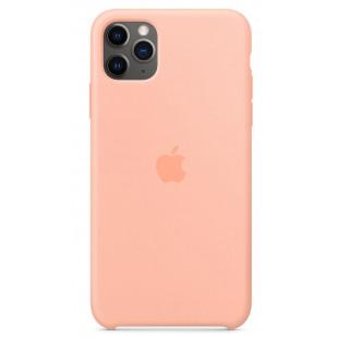 Чехол Apple Silicone Case Grapefruit (1:1) для iPhone 11 Pro