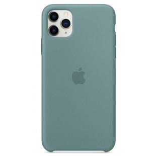 Чехол Apple Silicone Case Cactus (1:1) для iPhone 11 Pro Max