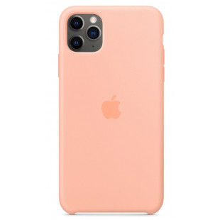 Чехол Apple Silicone Case Grapefruit (1:1) для iPhone 11 Pro Max