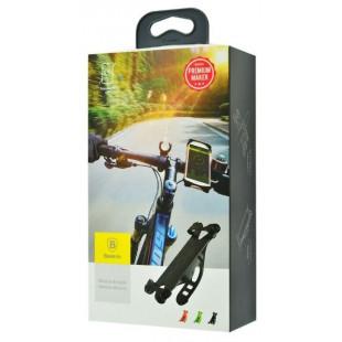 Автодержатель Baseus Miracle Bicycle Vehicle Mounts Black