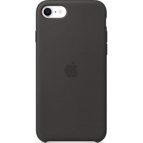 Чехол Apple iPhone SE 2020 / 8 / 7 Silicone Case - Black (MXYH2)