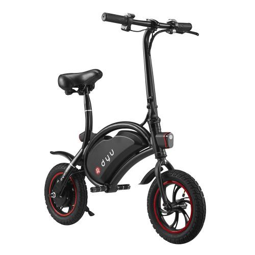 Электровелосипед DYU D1 Standard Black