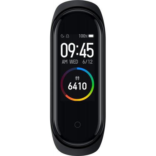 Фитнес-браслет Xiaomi Mi Smart Band 4 NFC Black (XMSH08HM / MGW4047CN)
