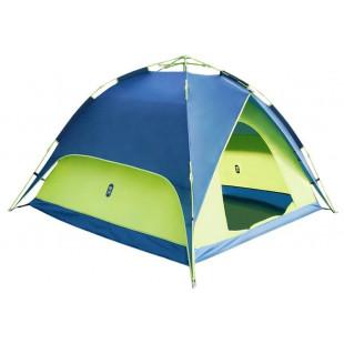 Многофункциональная автоматическая палатка Early Wind 2 people Blue/Green 210*150*110cm (HW010501)
