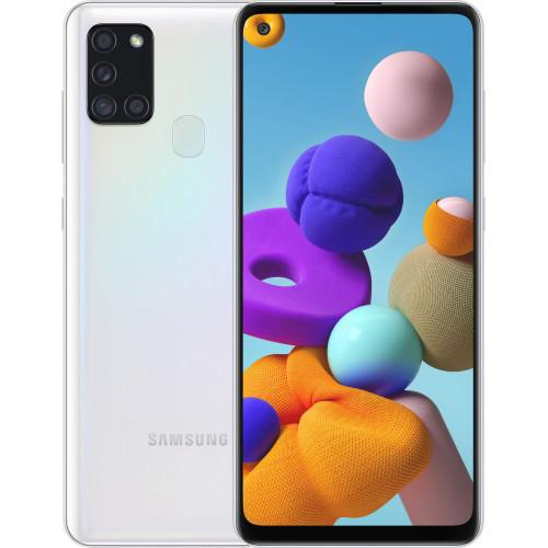Samsung Galaxy A21s 2020 A217F 3/32GB White (SM-A217FZWNSEK) UA