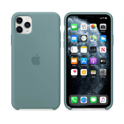 Чехол Apple iPhone 11 Pro Silicone Case - Cactus (MY1C2)