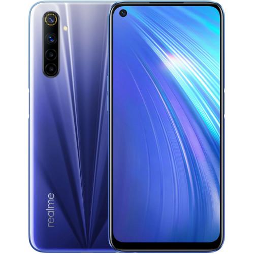 Realme 6 8/128Gb Blue EU