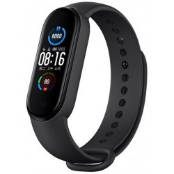 Фитнес-браслет Xiaomi Mi Smart Band 5 Black CN (XMSH10HM) (BHR4236CN)
