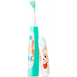 Детская Умная зубная электрощетка Xiaomi SOOCAS C1 White/Blue