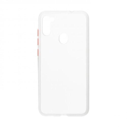 Силикон Samsung A11 / M11  2020 Clear