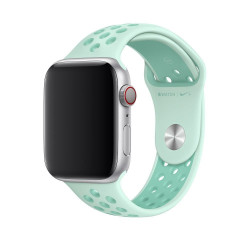 Ремешок Apple Watch 42mm/44mm Nike Sport Band S/M & M/L Teal Tint/Tropical Twist (MV852)