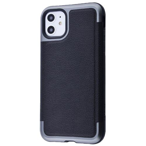 Накладка Defense Prime Series (Metal+TPU) Apple IPhone 11 (Black)