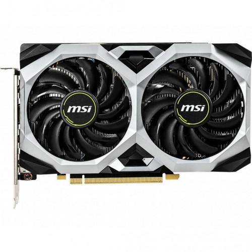 Видеокарта GeForce MSI GTX 1660Ti VENTUS XS 6GB OC