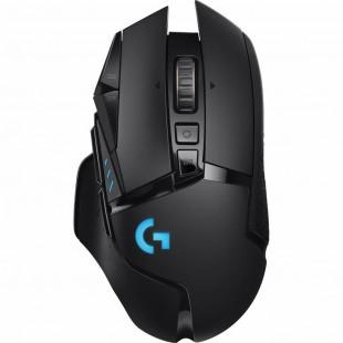 Мышка Logitech G502 Lightspeed Wireless Black