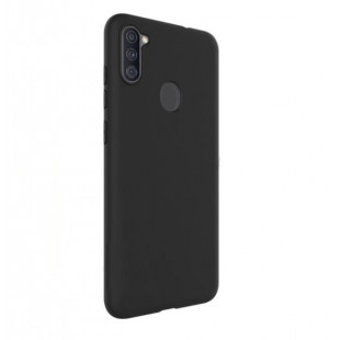Силикон Samsung A11 / M11  2020 Black